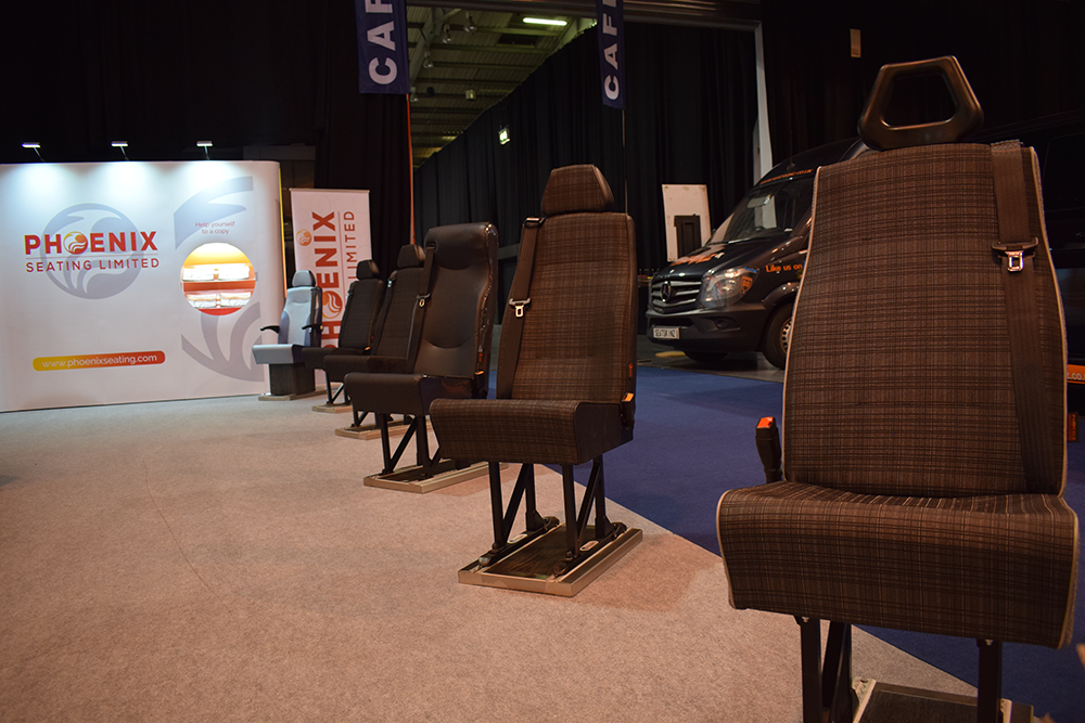 Seating Solutions NAPFM 2018 - Phoenix Seating