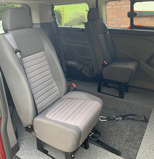 M1 Blenheim Draco executive commercial seat - Phoenix Seating