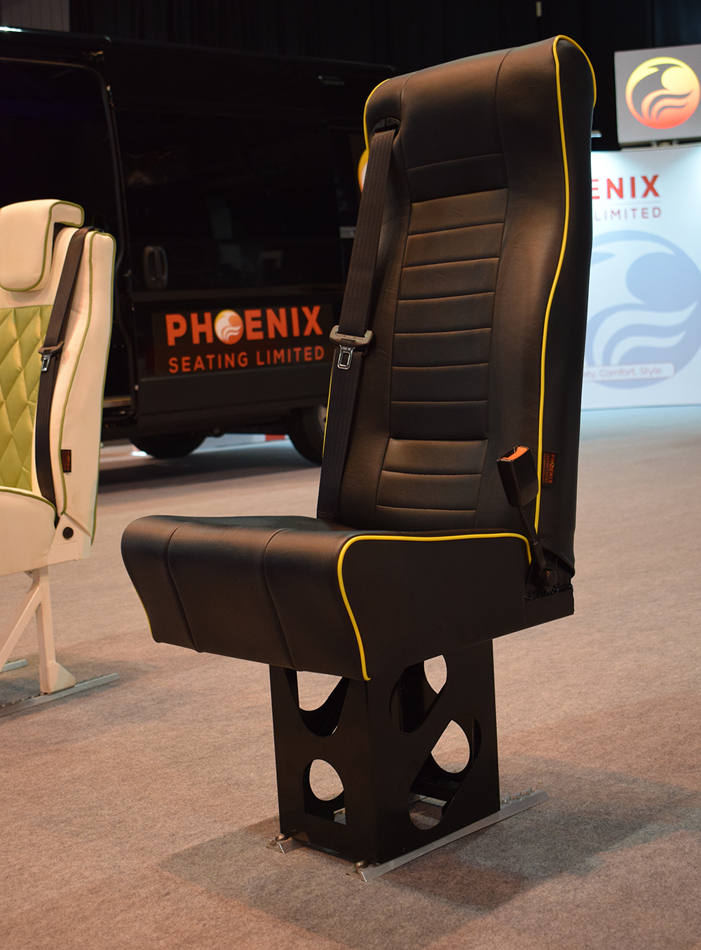 Revive - Workforce Leisure Seat Solution - Phoenix Seating
