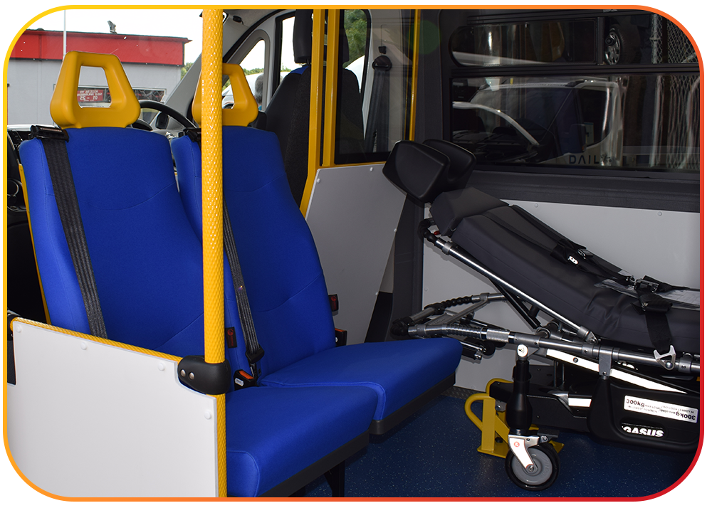 Ambulance Seats - Phoenix Seating