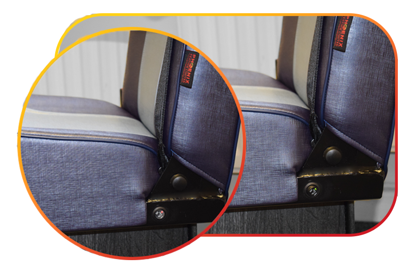 Cozy_Heated Seat Solution - Phoenix Seating