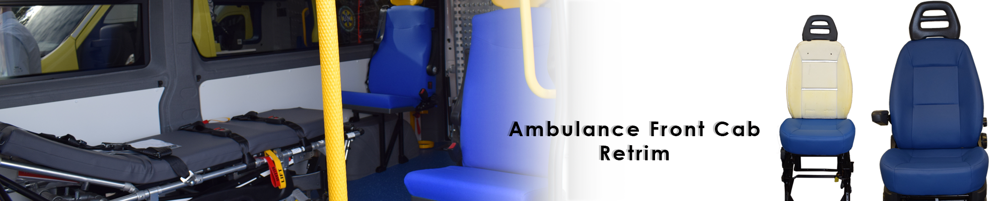 Ambulance Retrim Banner