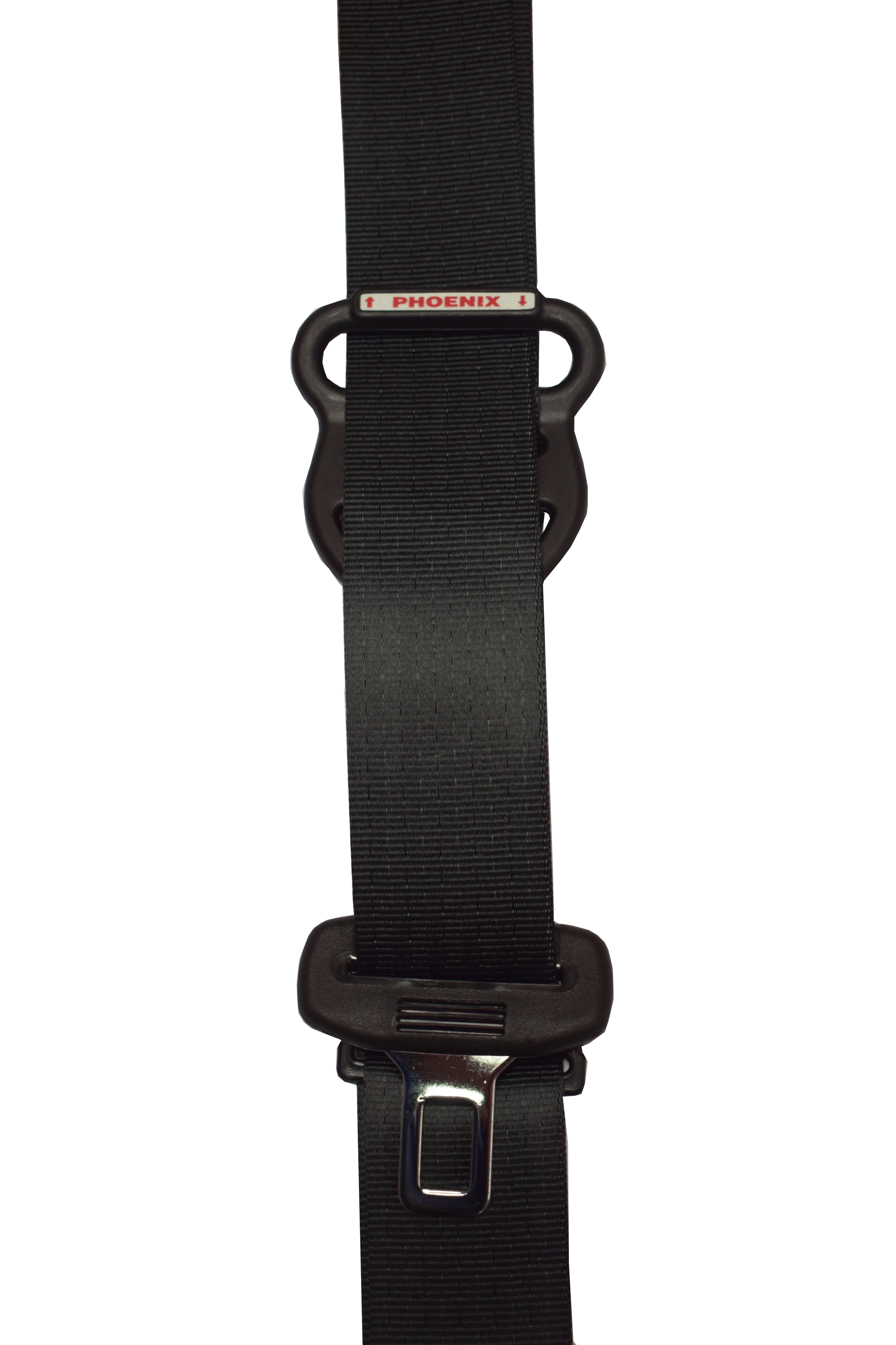 All Ages Seat Belt - Black New