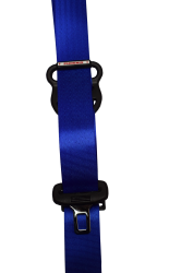 All Ages Seat Belt - Blue New
