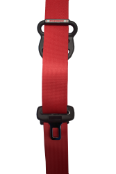 All Ages Seat Belt - Red New