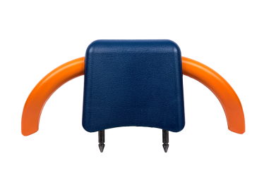 Metro Headrest - Blue.Orange - Phoenix Seating