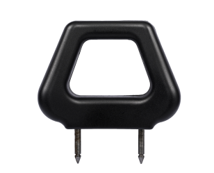 Open PU Headrest - Black - Phoenix Seating