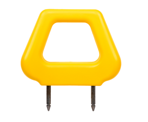 Open PU Headrest - Yellow - Phoenix Seating